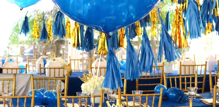 Little King Royal Baby Shower on Kara's Party Ideas | KarasPartyIdeas.com (2)