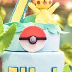 Modern Safari Pokemon Party on Kara's Party Ideas | KarasPartyIdeas.com (1)