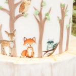 Modern Woodland Baby Shower on Kara's Party Ideas | KarasPartyIdeas.com (1)