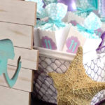 Mystical Mermaid Party on Kara's Party Ideas | KarasPartyIdeas.com (1)