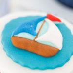 Nautical Yacht Birthday Party on Kara's Party Ideas | KarasPartyIdeas.com (4)