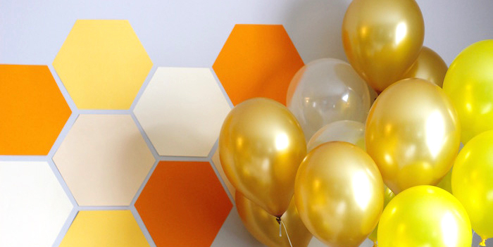 Queen Bee Birthday Party on Kara's Party Ideas | KarasPartyIdeas.com (1)
