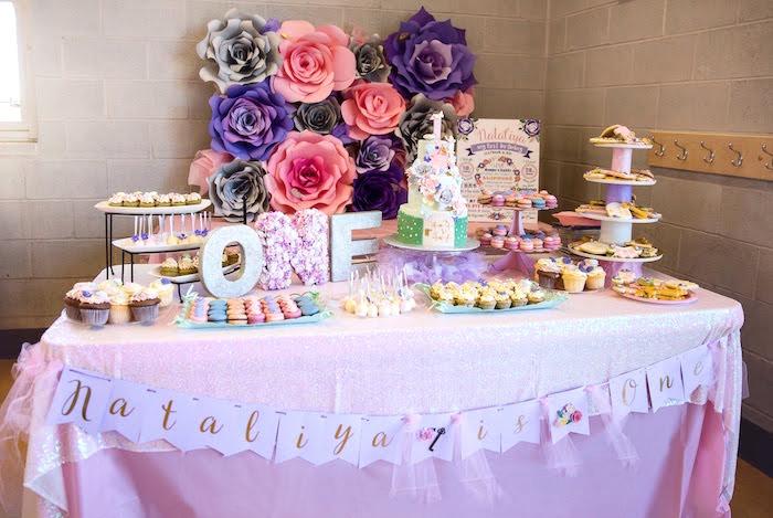 Secret Garden Birthday Party on Kara's Party Ideas | KarasPartyIdeas.com (13)