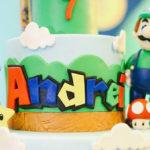 Super Mario Birthday Party on Kara's Party Ideas | KarasPartyIdeas.com (1)