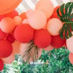 Tropical Flamingo Pool Party on Kara's Party Ideas | KarasPartyIdeas.com (2)