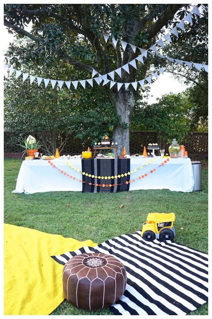 Under Construction Birthday Party on Kara's Party Ideas | KarasPartyIdeas.com (12)