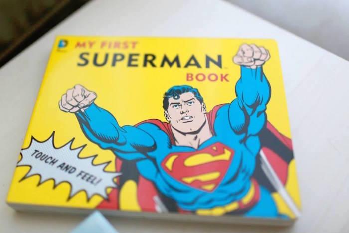 Superman Comic Book from a Vintage Comic Book Superhero Party on Kara's Party Ideas | KarasPartyIdeas.com (11)