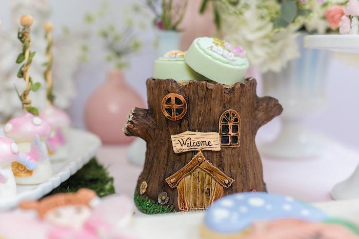 Whimsical Fairy Birthday Party on Kara's Party Ideas | KarasPartyIdeas.com (34)