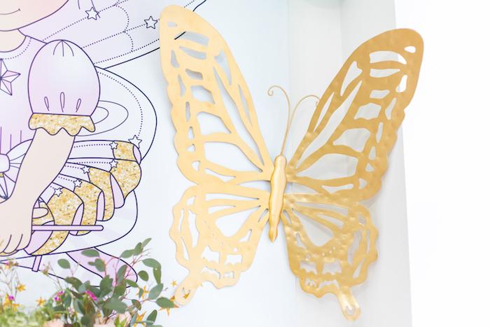 Whimsical Fairy Birthday Party on Kara's Party Ideas | KarasPartyIdeas.com (29)