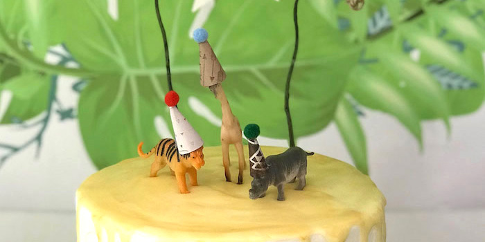 Wild & Free Jungle Birthday Party on Kara's Party Ideas | KarasPartyIdeas.com (2)