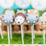 Winter Woodland Birthday Party on Kara's Party Ideas | KarasPartyIdeas.com (2)