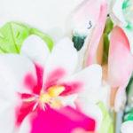 Tropical Flamingo Birthday Party on Kara's Party Ideas | KarasPartyIdeas.com