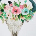 Boho Chic 13th Birthday Party on Kara's Party Ideas | KarasPartyIdeas.com