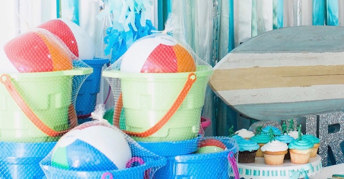 1960's Surf Shack Birthday Party on Kara's Party Ideas | KarasPartyIdeas.com (6)