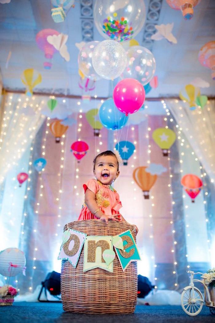 """Oh the Places She'll Go"" Birthday Party on Kara's Party Ideas | KarasPartyIdeas.com (20)"