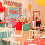 Circus + Amusement Park Birthday Party on Kara's Party Ideas | KarasPartyIdeas.com (1)