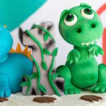 Colorful Dinosaur Birthday Party on Kara's Party Ideas | KarasPartyIdeas.com (3)
