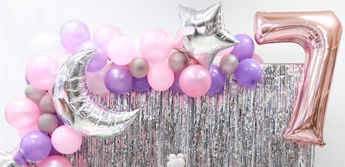 Disco Art Birthday Party on Kara's Party Ideas | KarasPartyIdeas.com (2)