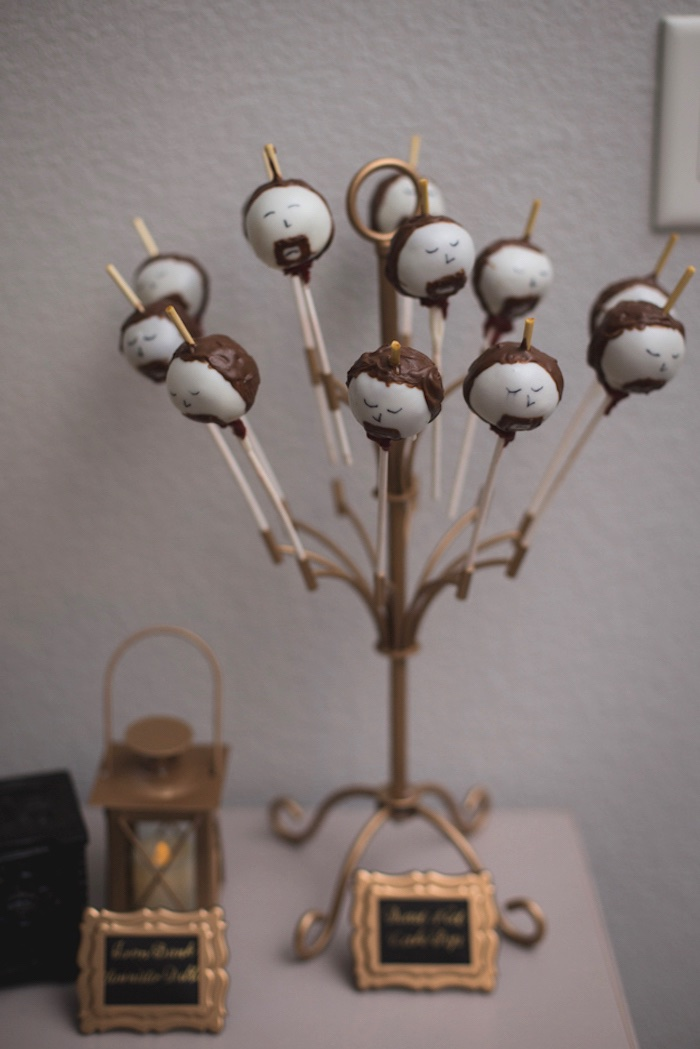 Cake Pops from an Epic Game of Thrones Party on Kara's Party Ideas | KarasPartyIdeas.com (13)