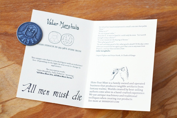 Game of Thrones Party Invite from an Epic Game of Thrones Party on Kara's Party Ideas | KarasPartyIdeas.com (23)