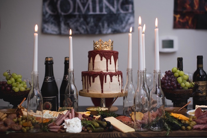 Epic Game of Thrones Party on Kara's Party Ideas | KarasPartyIdeas.com (19)