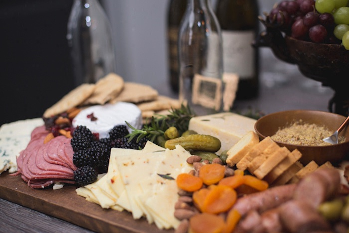 Charcuterie Board from an Epic Game of Thrones Party on Kara's Party Ideas | KarasPartyIdeas.com (16)