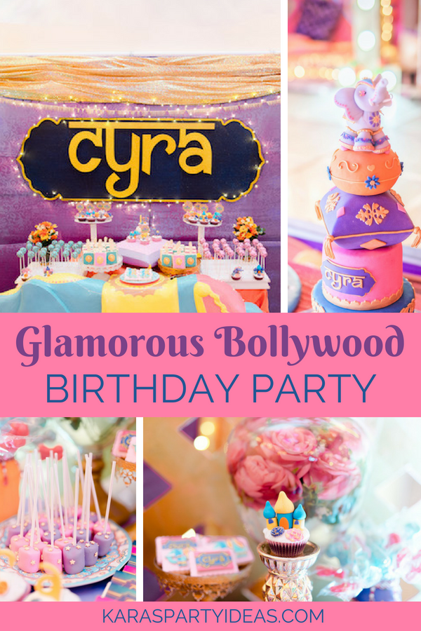 Glamorous Bollywood Birthday Party via Kara_s Party Ideas - KarasPartyIdeas.com.png