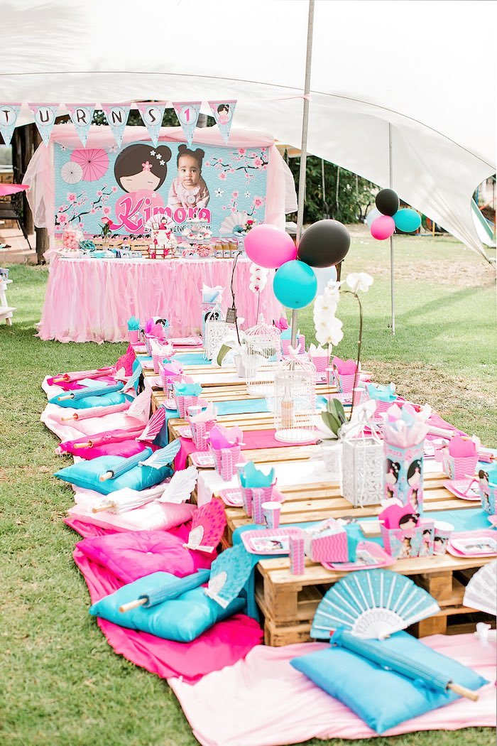 Relaxed teen party ideas — photo 11
