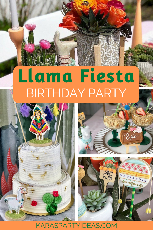 Llama Fiesta Birthday Party via Kara_s Party Ideas - KarasPartyIdeas.com.png