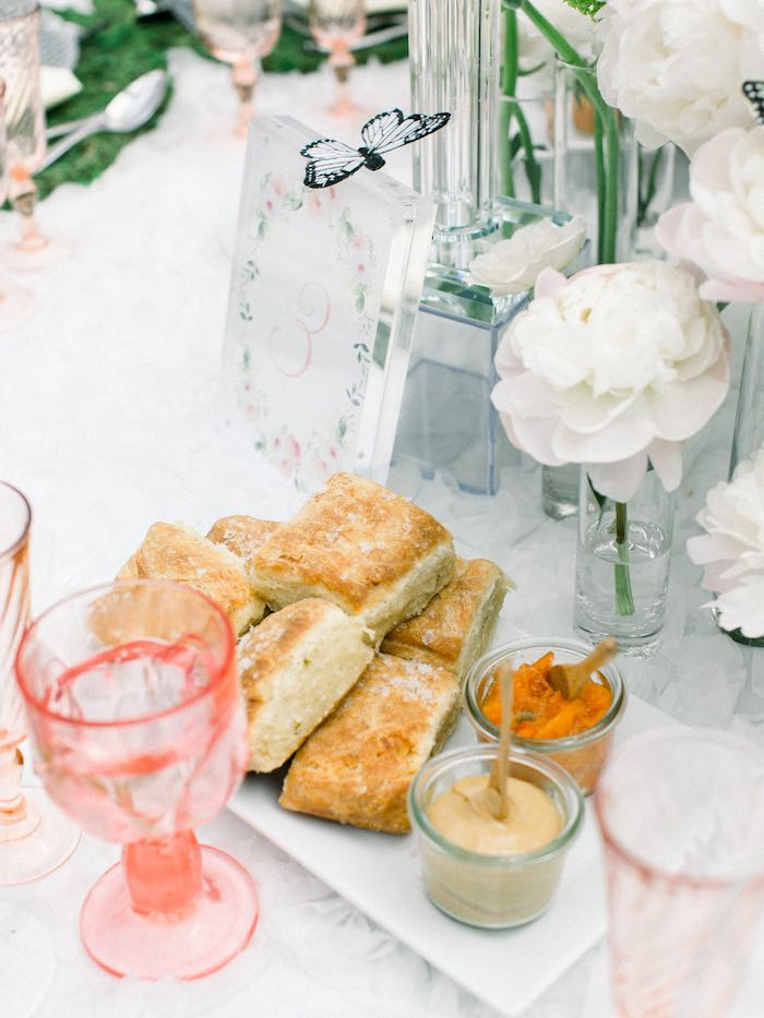 Food from a Luxury Baby Shower on Kara's Party Ideas | KarasPartyIdeas.com (23)