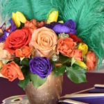 Mardi Gras 70th Birthday Party on Kara's Party Ideas | KarasPartyIdeas.com (4)