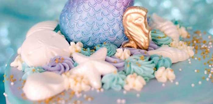Mermaid + Under the Sea Bridal Shower on Kara's Party Ideas   KarasPartyIdeas.com (3)
