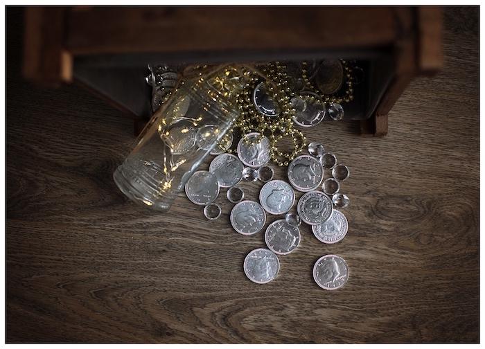 Treasure from a Minimal Neverland + Lost Boys Birthday Party on Kara's Party Ideas | KarasPartyIdeas.com (4)