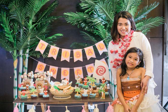 Moana Inspired Birthday Party on Kara's Party Ideas | KarasPartyIdeas.com (3)