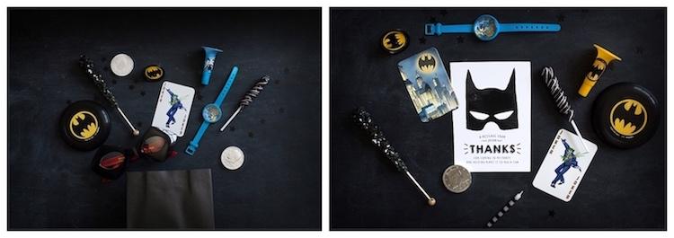 Monochromatic Batman Birthday Party on Kara's Party Ideas   KarasPartyIdeas.com (12)