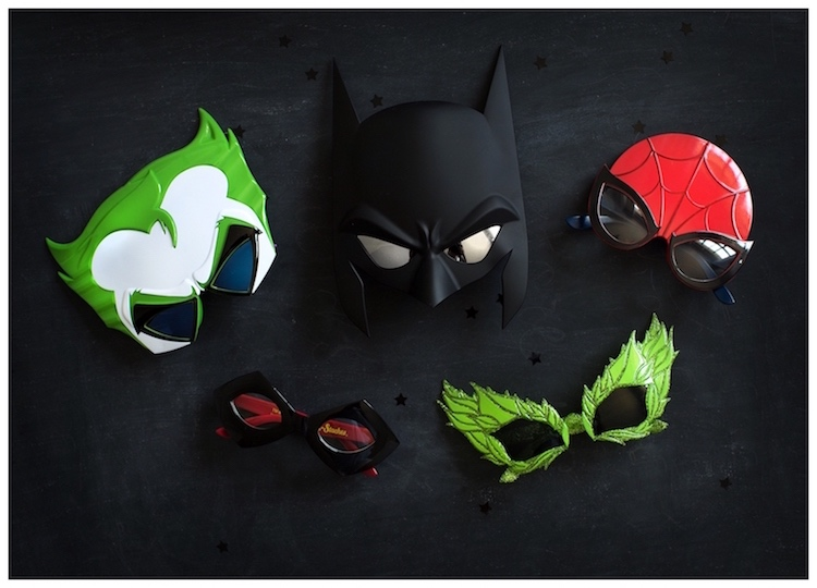 Monochromatic Batman Birthday Party on Kara's Party Ideas   KarasPartyIdeas.com (11)