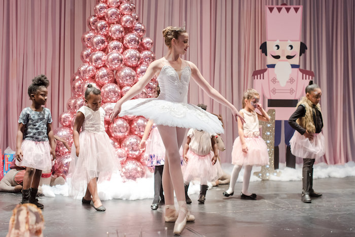 Nutcracker Ballet Winter Wonderland Party on Kara's Party Ideas | KarasPartyIdeas.com (4)