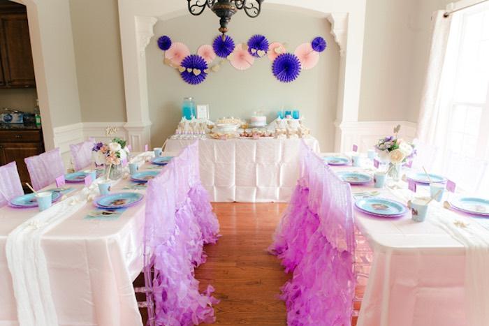 Pastel Under the Sea Mermaid Party on Kara's Party Ideas | KarasPartyIdeas.com (12)