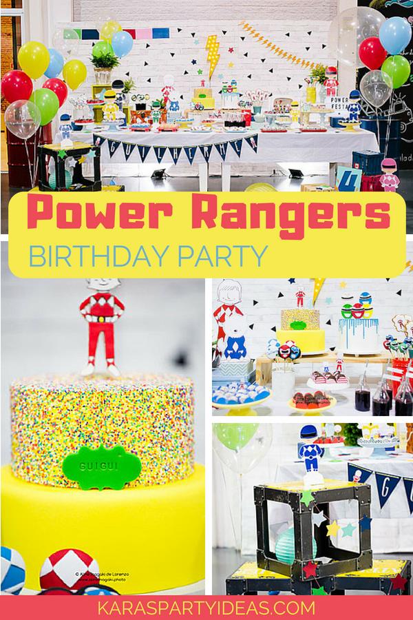Power Rangers Birthday Party via Kara_s Party Ideas - KarasPartyIdeas.com.png