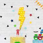 Power Rangers Birthday Party on Kara's Party Ideas | KarasPartyIdeas.com (4)