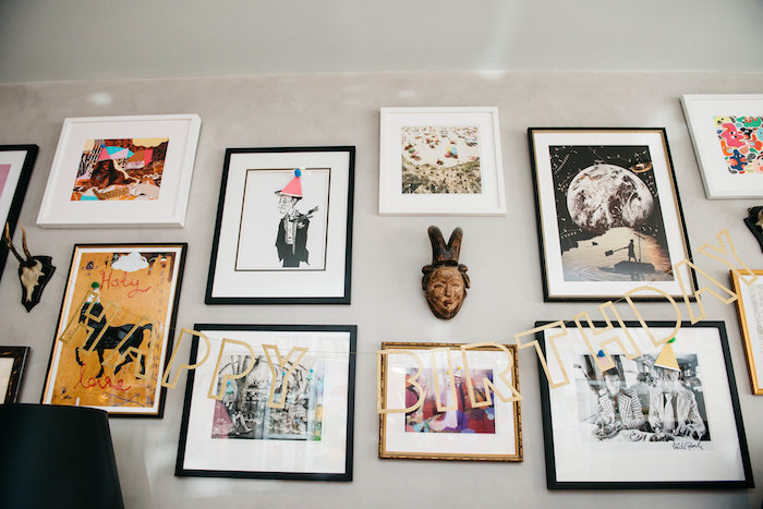 Photo Prints from a Rock 'n Roll Animal Birthday Party on Kara's Party Ideas | KarasPartyIdeas.com (14)