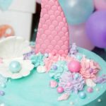 Shimmering Mermaid Birthday Party on Kara's Party Ideas | KarasPartyIdeas.com (3)