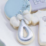 Silver & Blue Elephant Baby Shower on Kara's Party Ideas | KarasPartyIdeas.com (4)