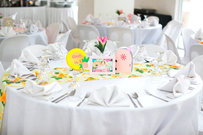 Springtime Forest + Jungle Animal Party on Kara's Party Ideas | KarasPartyIdeas.com (14)