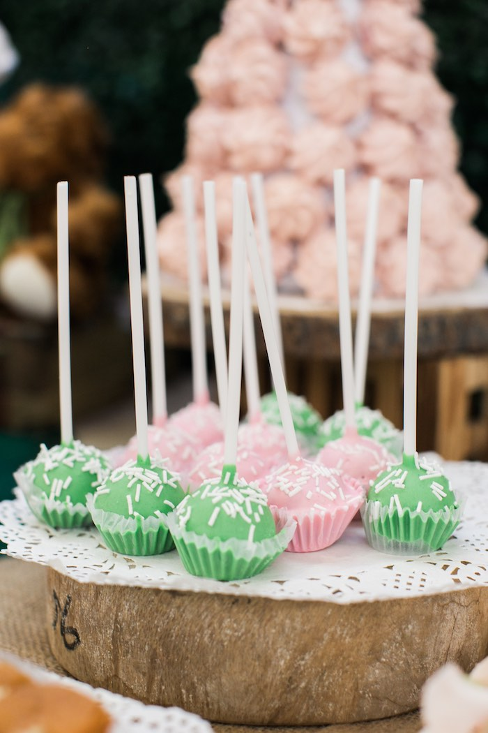 Springtime Forest + Jungle Animal Party on Kara's Party Ideas | KarasPartyIdeas.com (10)