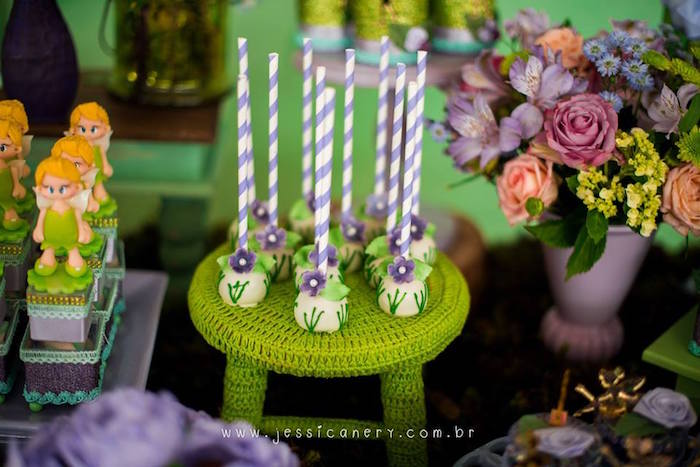 Gnome Garden: Kara's Party Ideas Tinkerbell Birthday Party