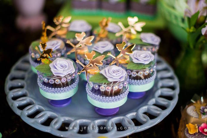 Tinkerbell Favor Jars from a Tinkerbell Birthday Party on Kara's Party Ideas | KarasPartyIdeas.com (10)