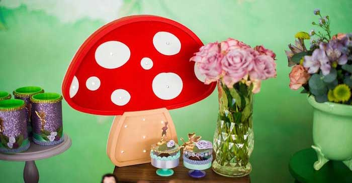 Tinkerbell Birthday Party on Kara's Party Ideas | KarasPartyIdeas.com (2)