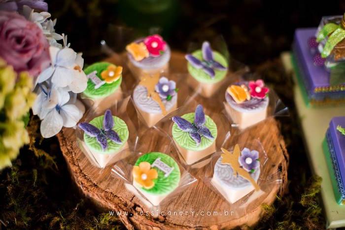 Fairy Chocolates from a Tinkerbell Birthday Party on Kara's Party Ideas | KarasPartyIdeas.com (36)