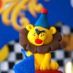 Vintage Luxe Circus Birthday Party on Kara's Party Ideas   KarasPartyIdeas.com (4)